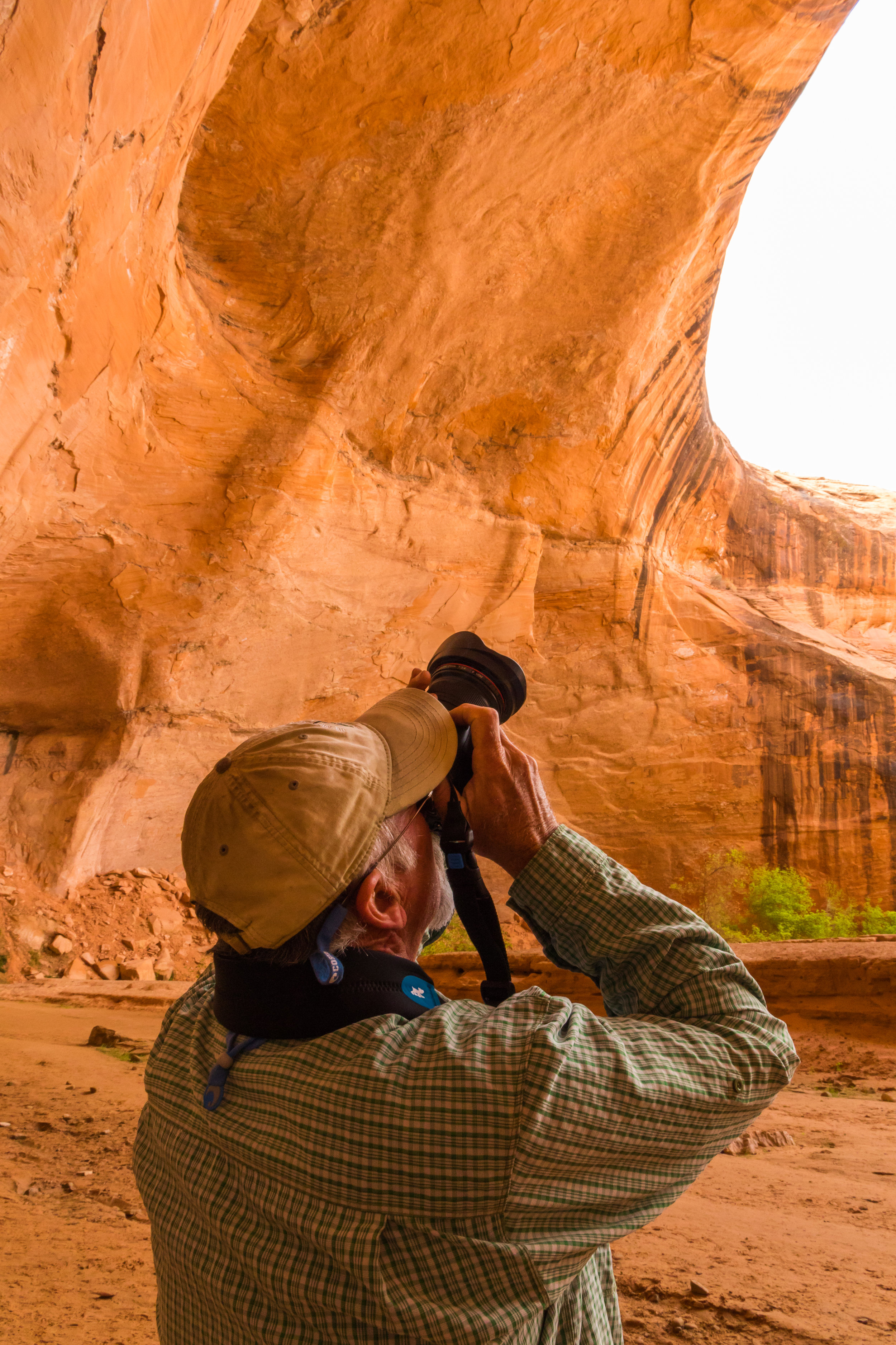 Coyote Gulch, Dave, Image # 1221