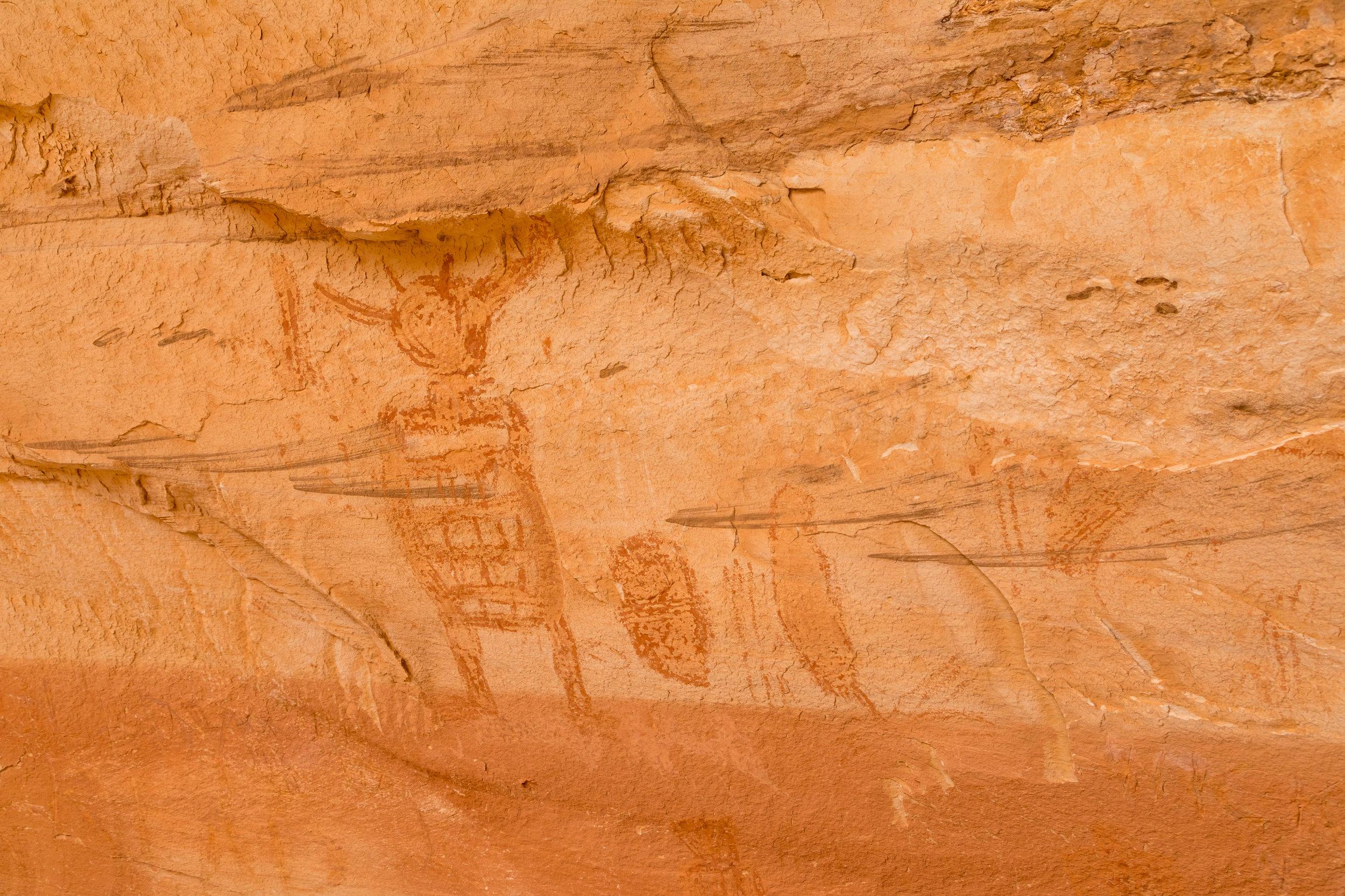 Horseshoe Canyon, Image # 8888