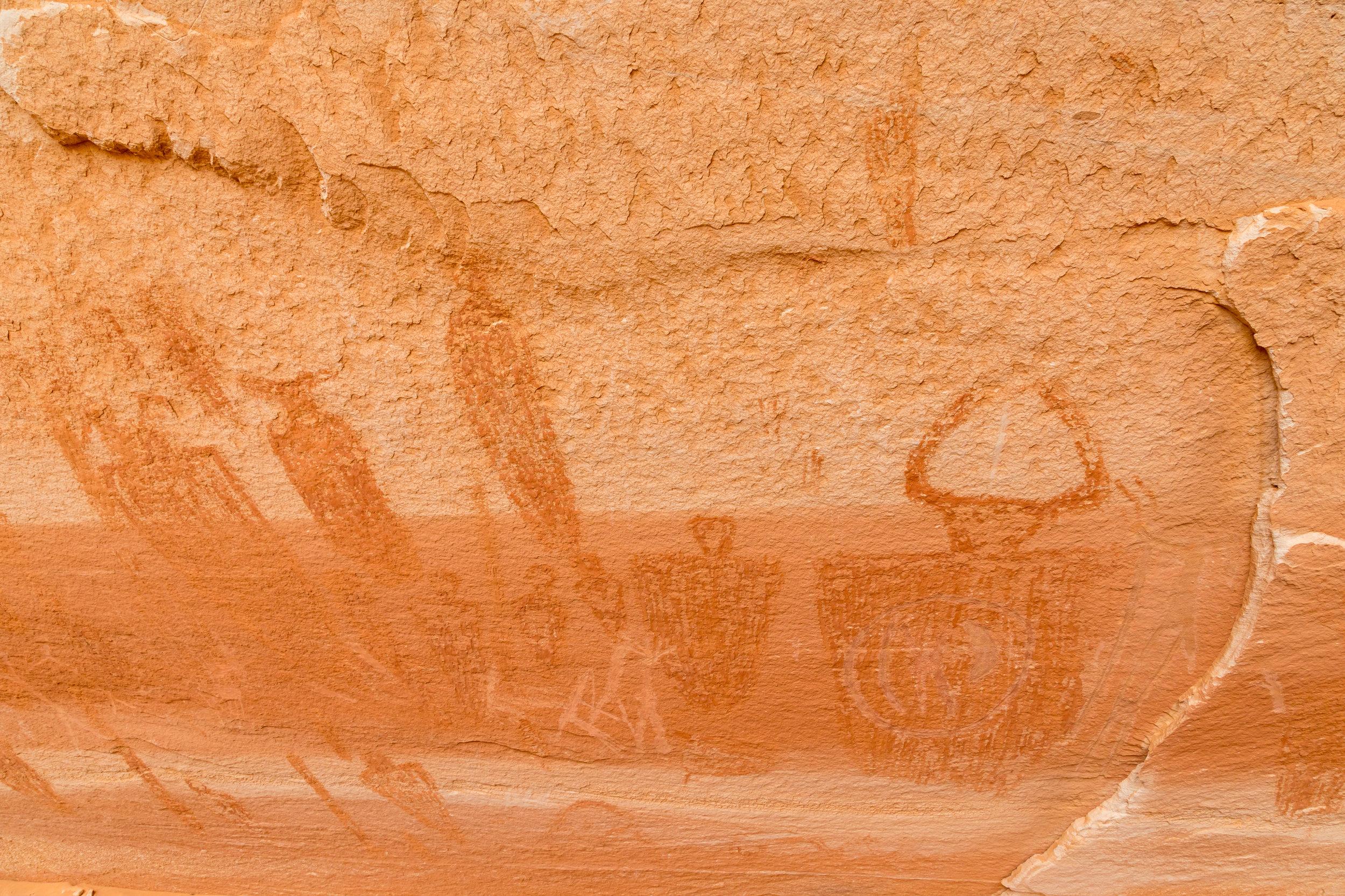 Horseshoe Canyon, Image # 8898