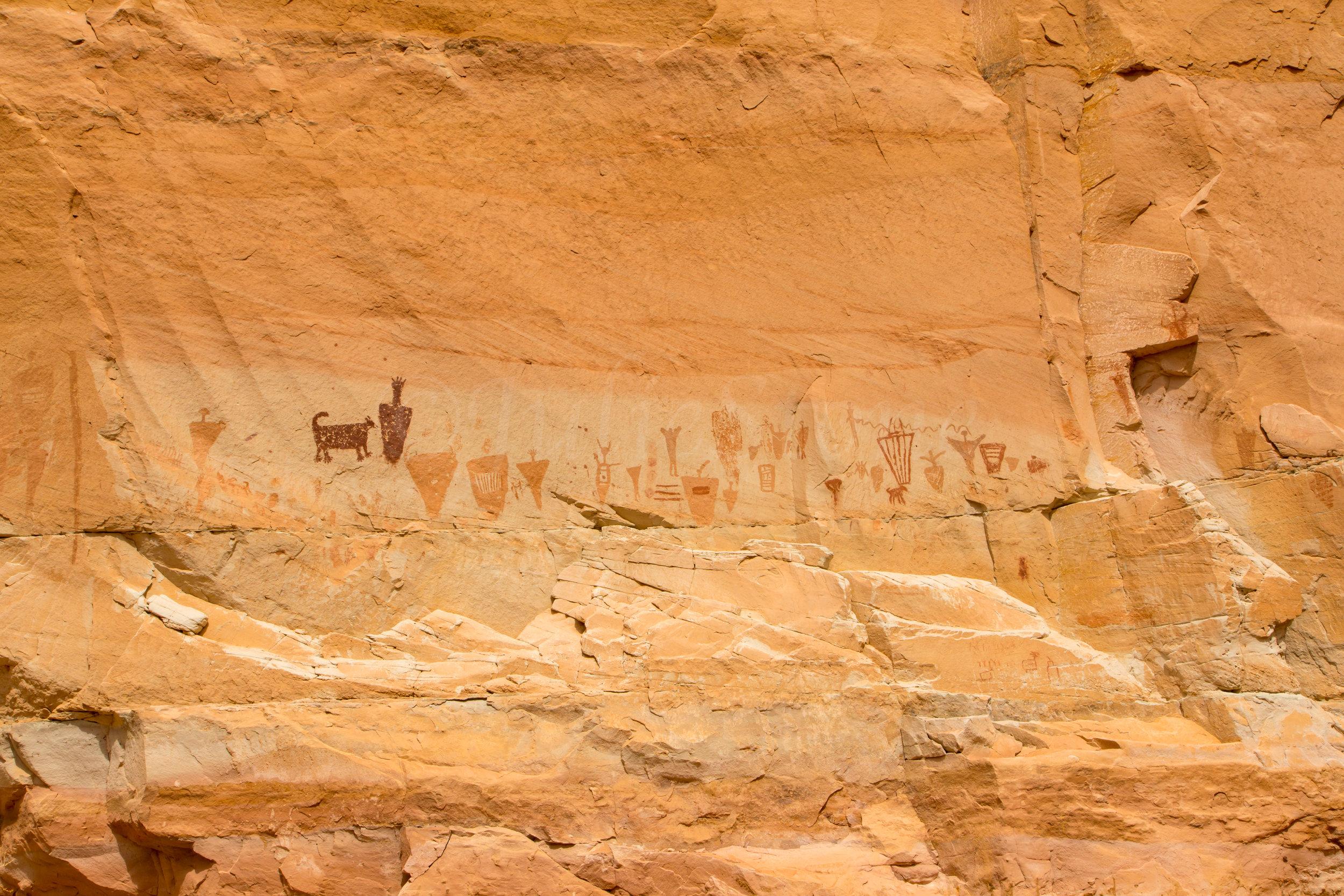 Horseshoe Canyon, Image # 9085