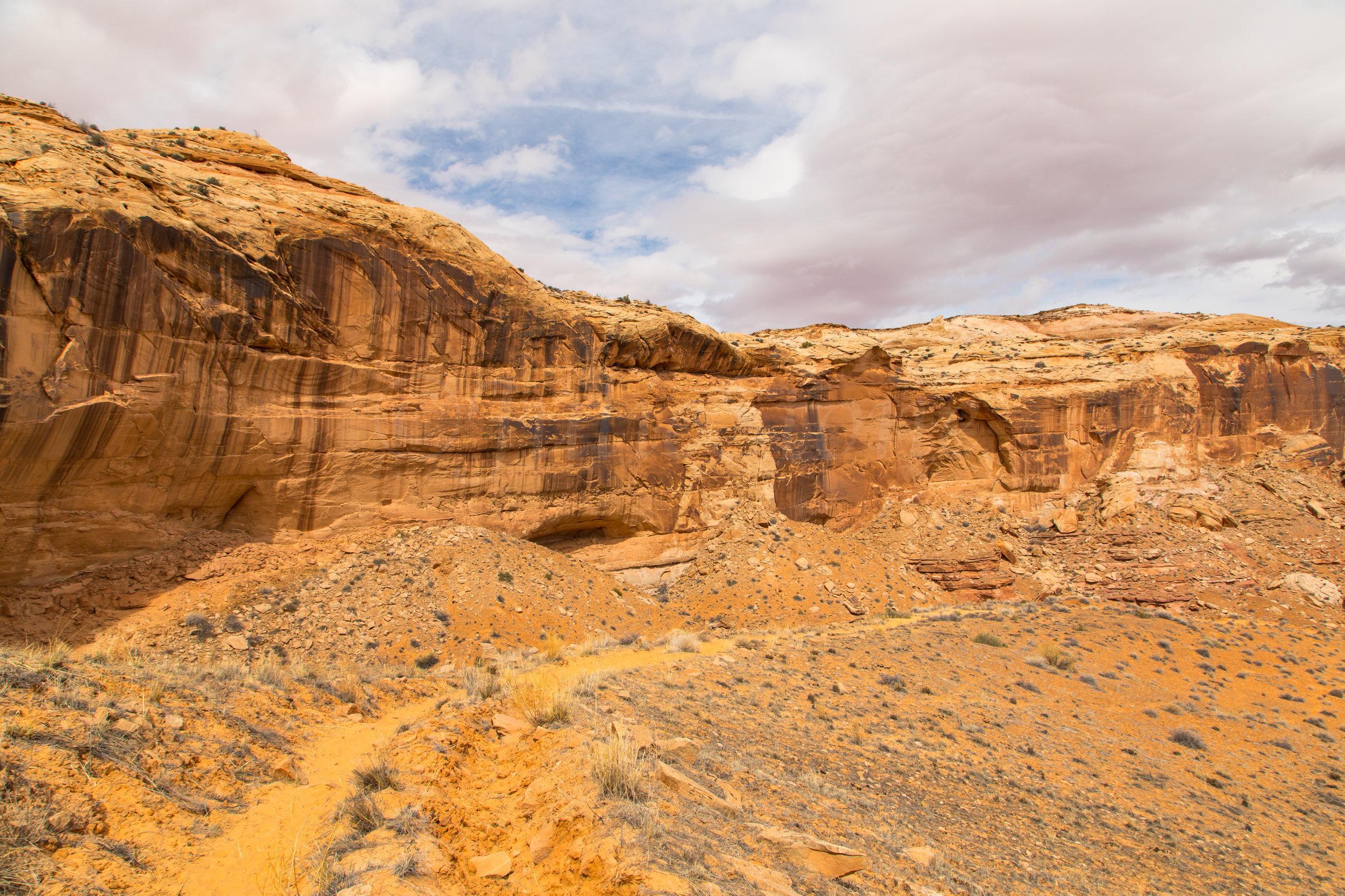 Horseshoe Canyon, Image # 9239