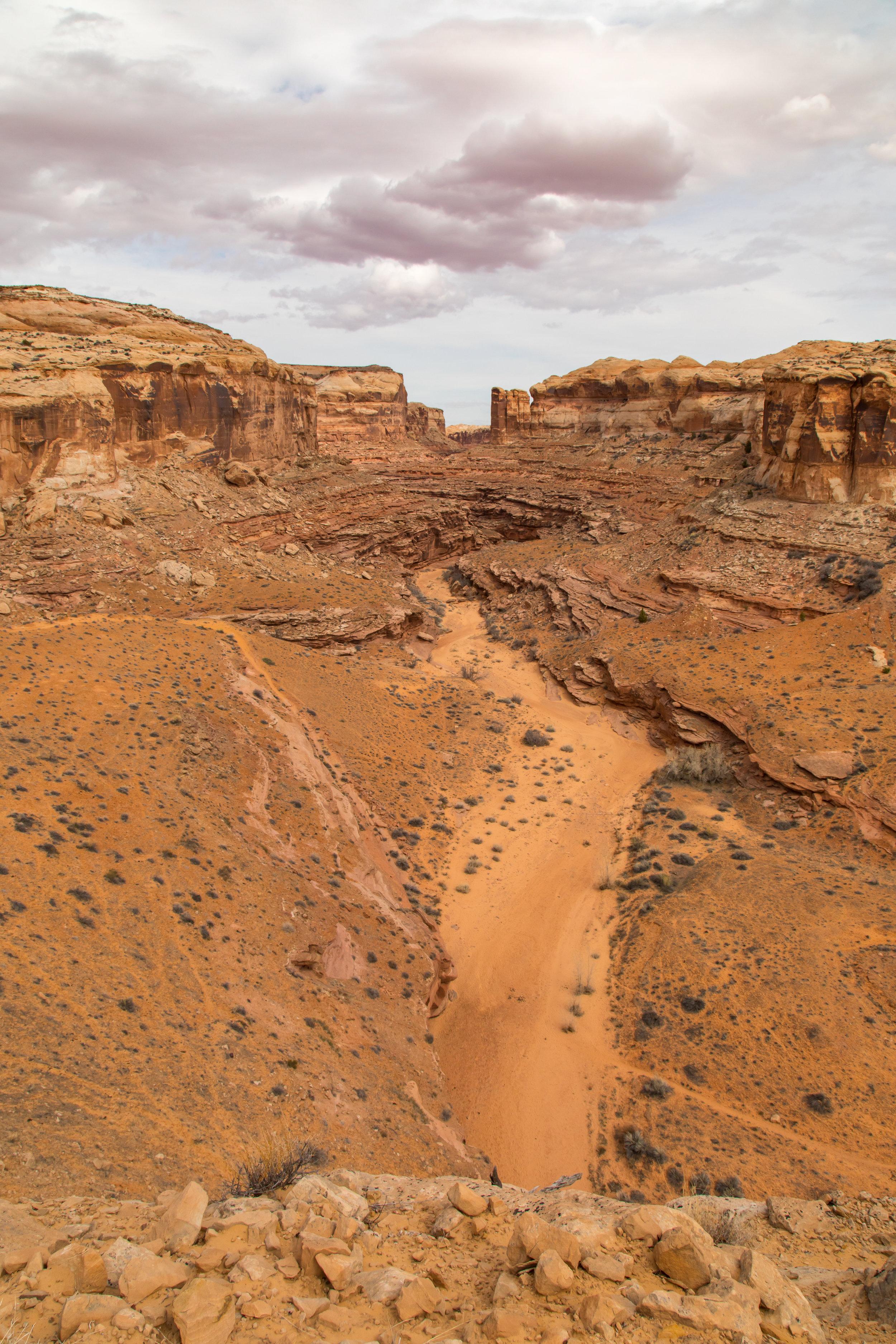 Horseshoe Canyon, Image # 9270