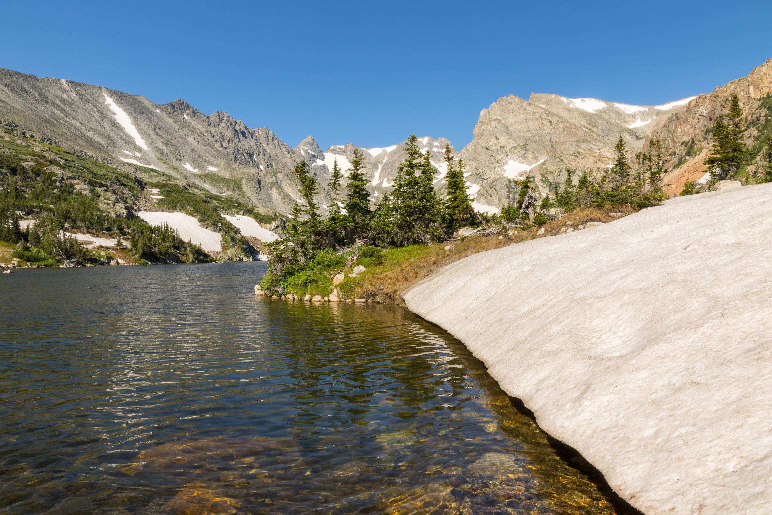 Brainard Lake, Image # 5543