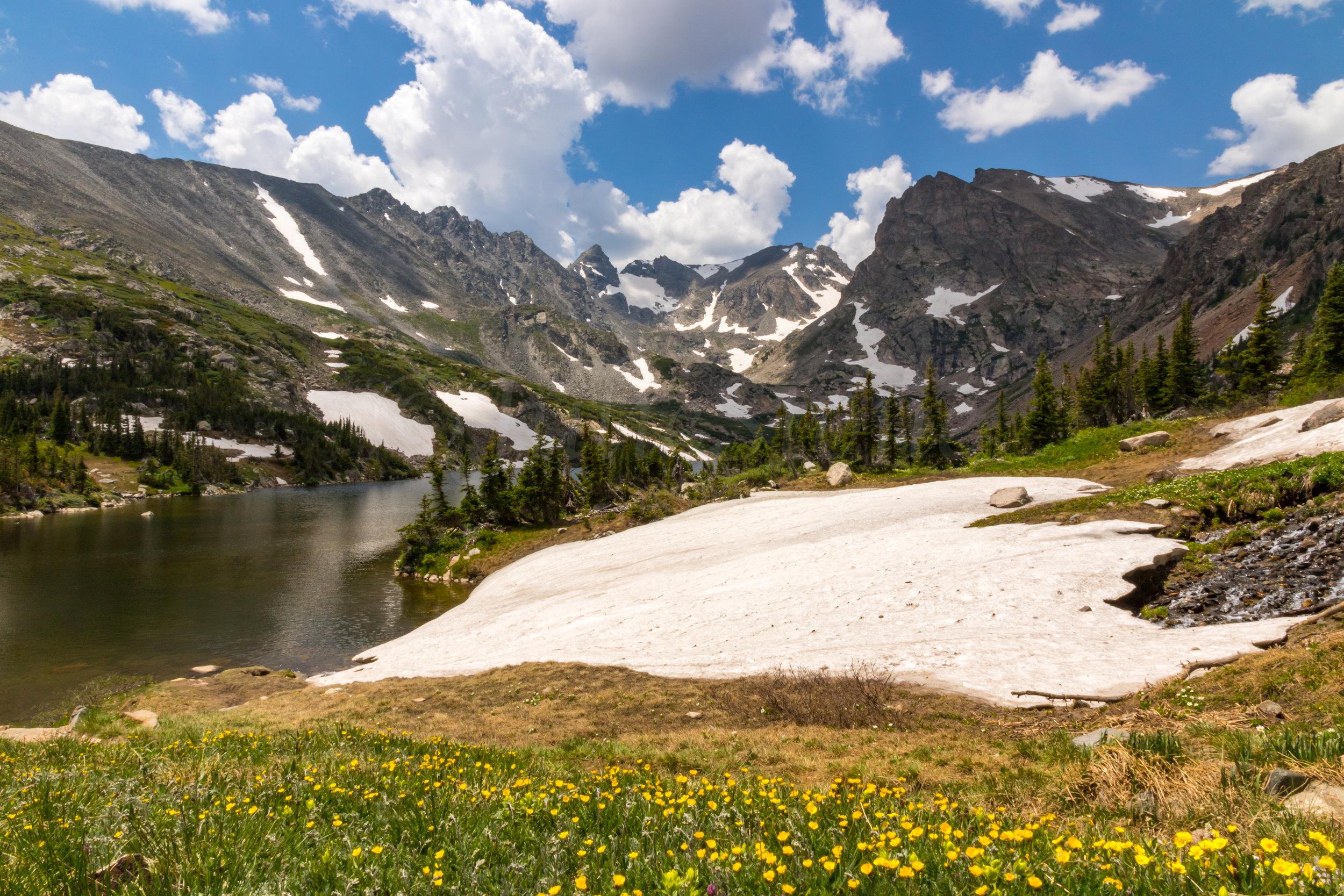 Brainard Lake, Image # 5877