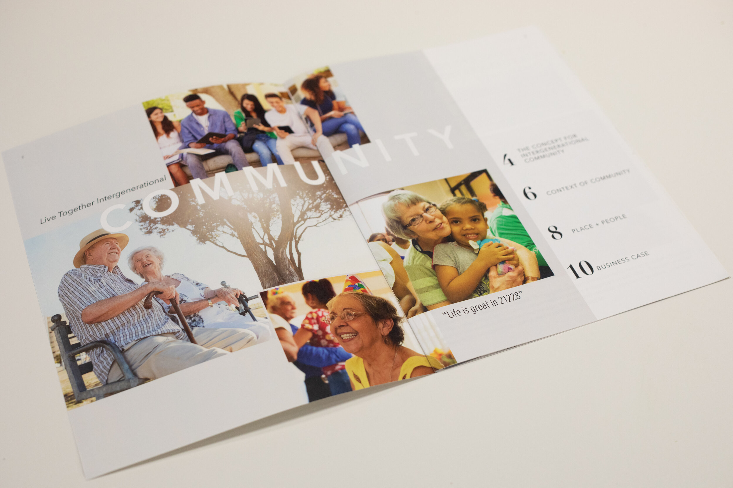 Live Together Intergenerational Community