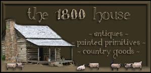 the 1800 house