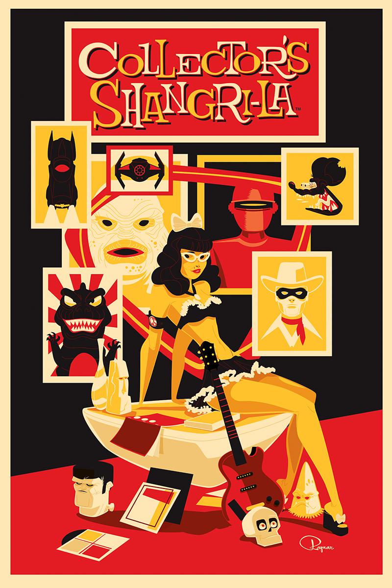 Collector's Shangri-La