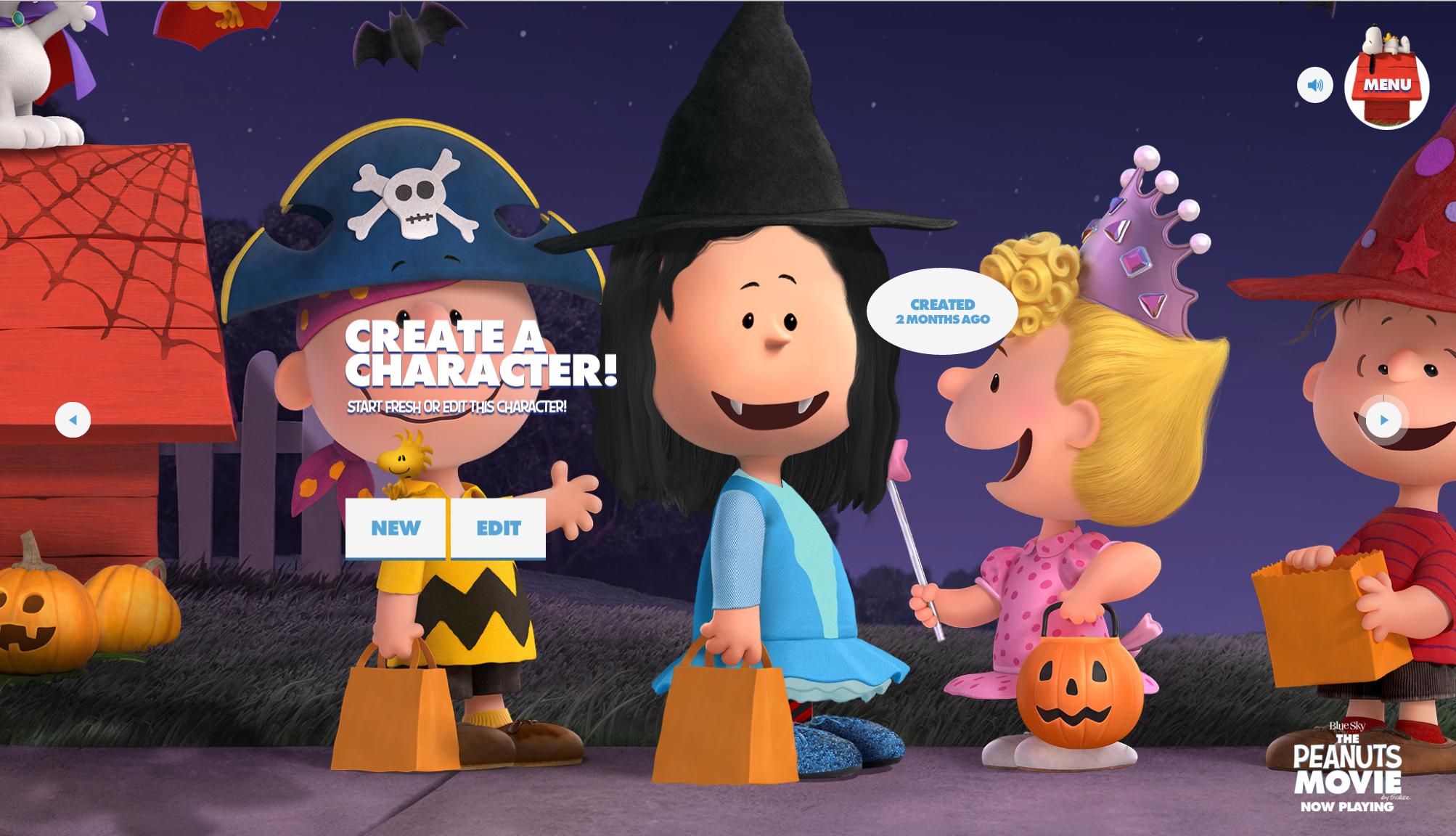 Halloween Custom Creation