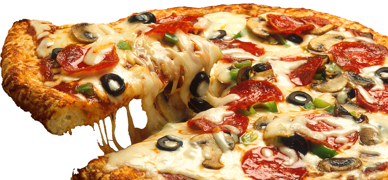 Don't Domino's want a bigger  slice  of the profits? Sorry...
