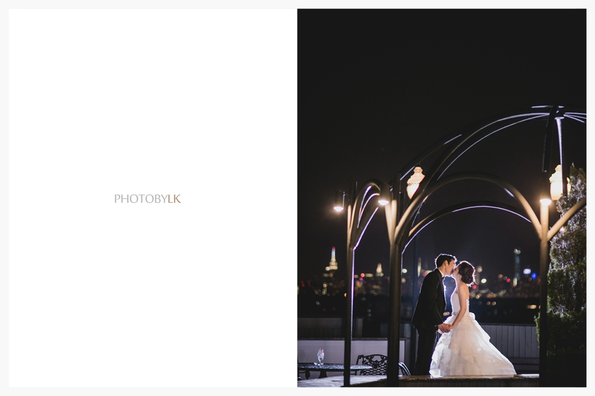 Suyeon + Christopher | Wedding at the Terrace under park, NY