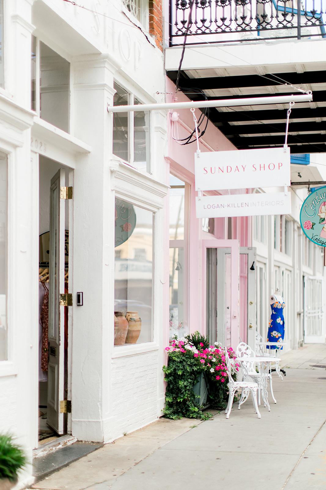 sunday shop new orleans tour