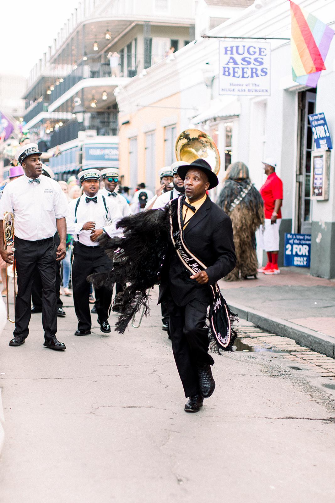 kinfolk brass band new orleans