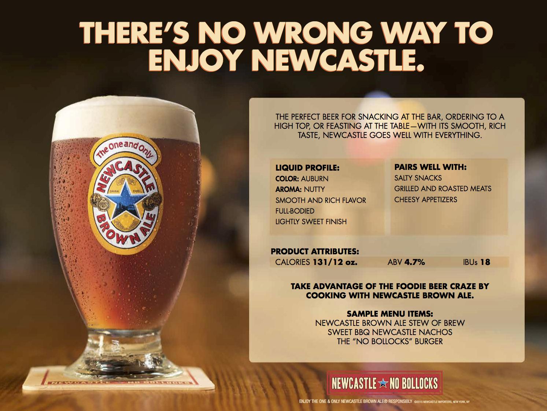 Newcastle.SellSheet