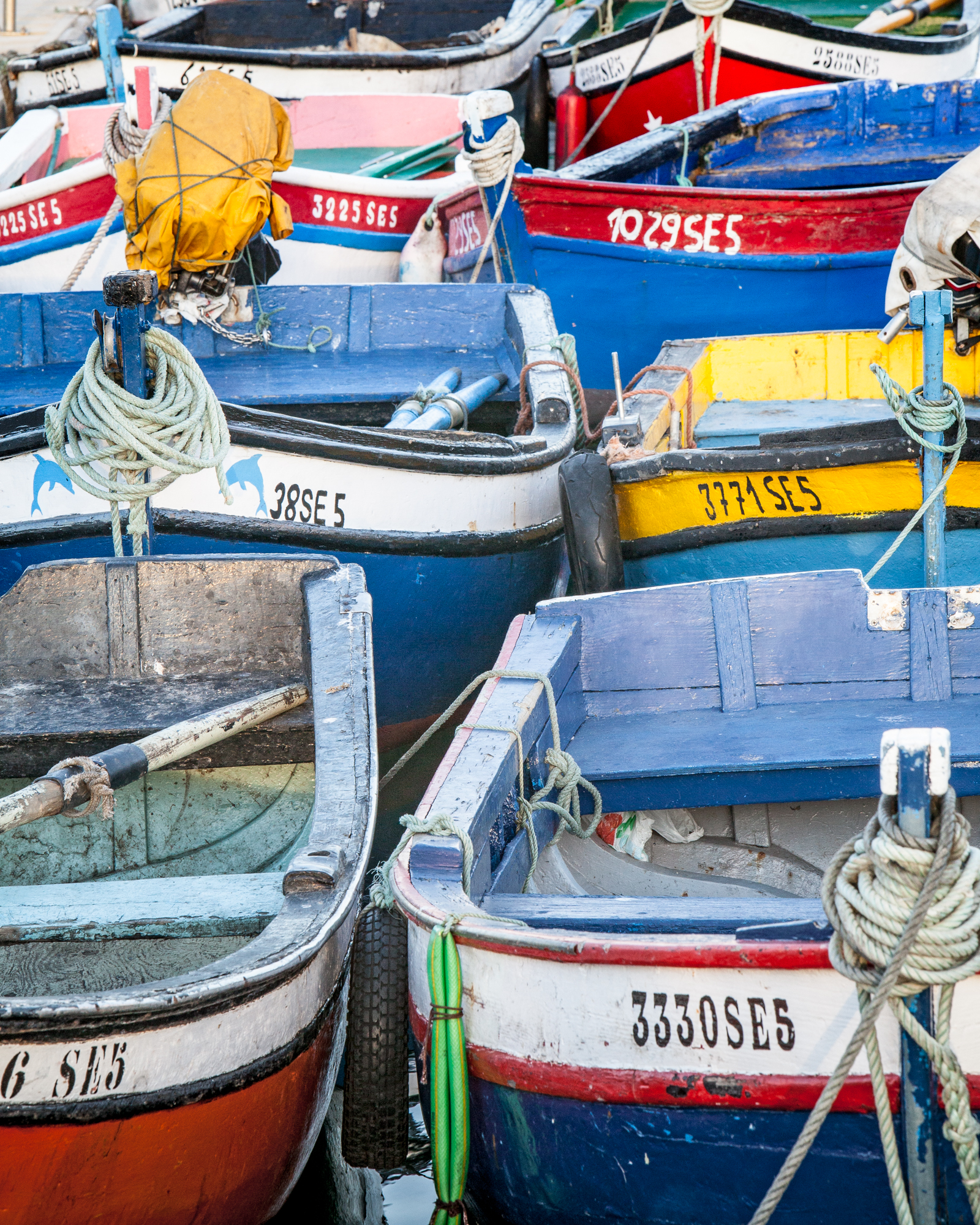 Boats of Many Colors   Purchase