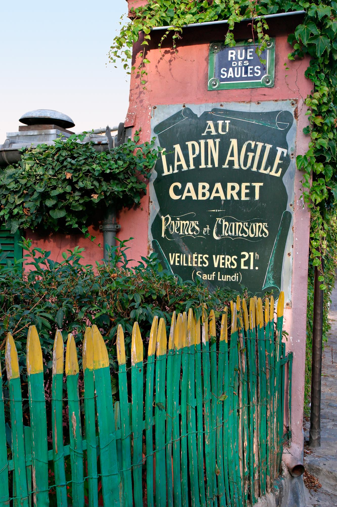 Au Lapin   Paris   Purchase