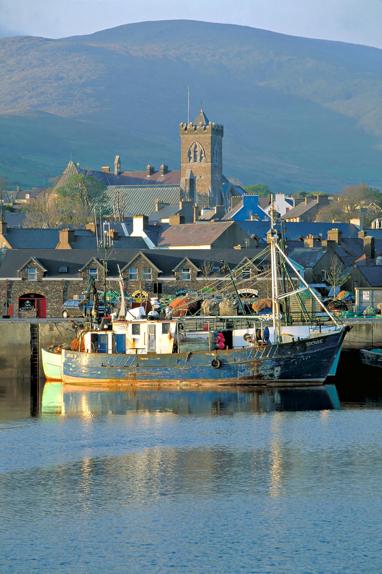 Blue Harbor   Dingle, Ireland   Purchase