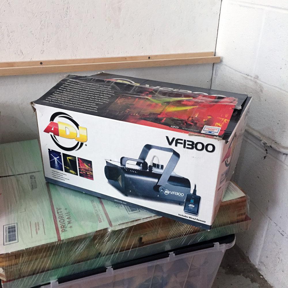 $50 - Fog Machine - ADJ VF1300