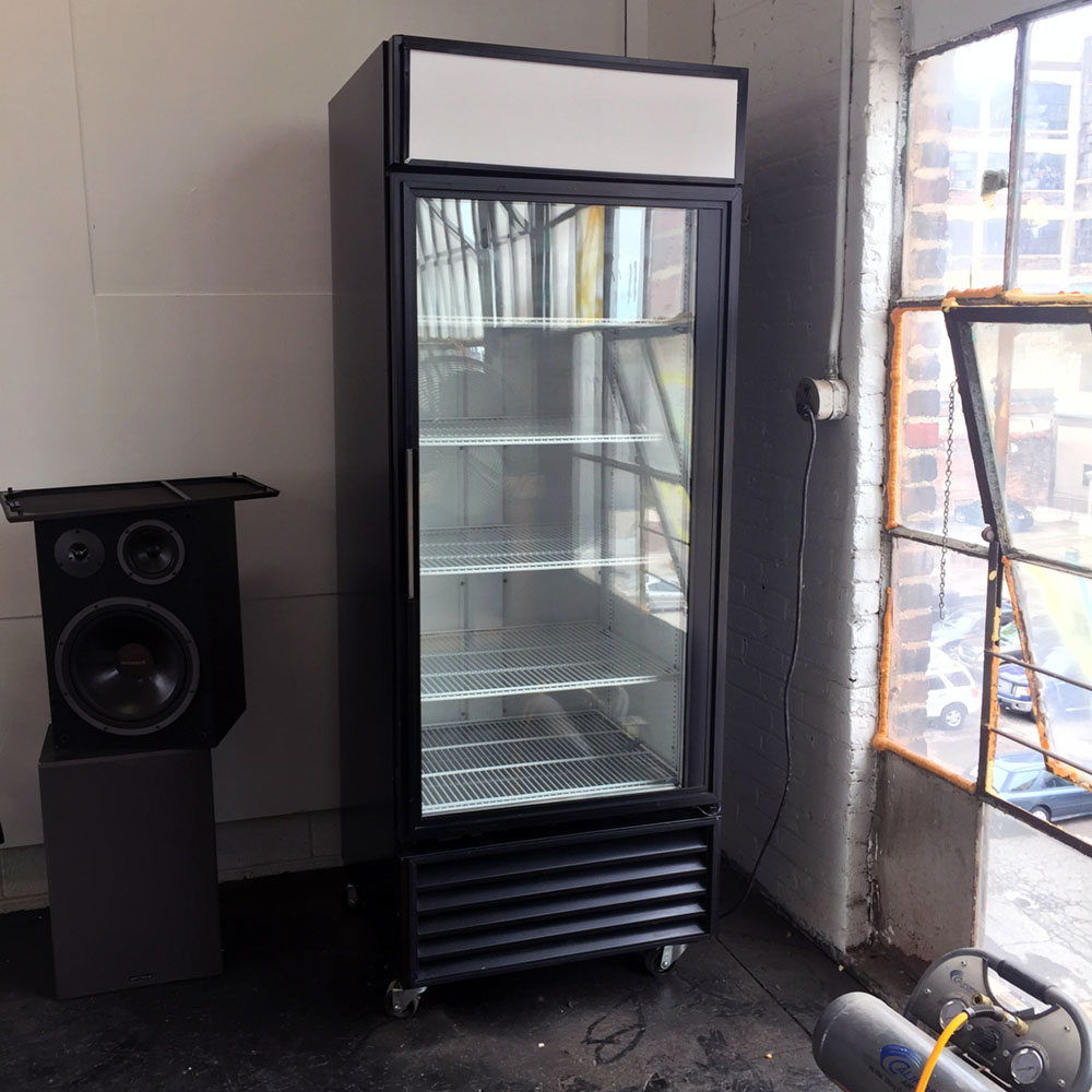 $150 - Beverage Refrigorator  - Doesn't work but could be fixed.