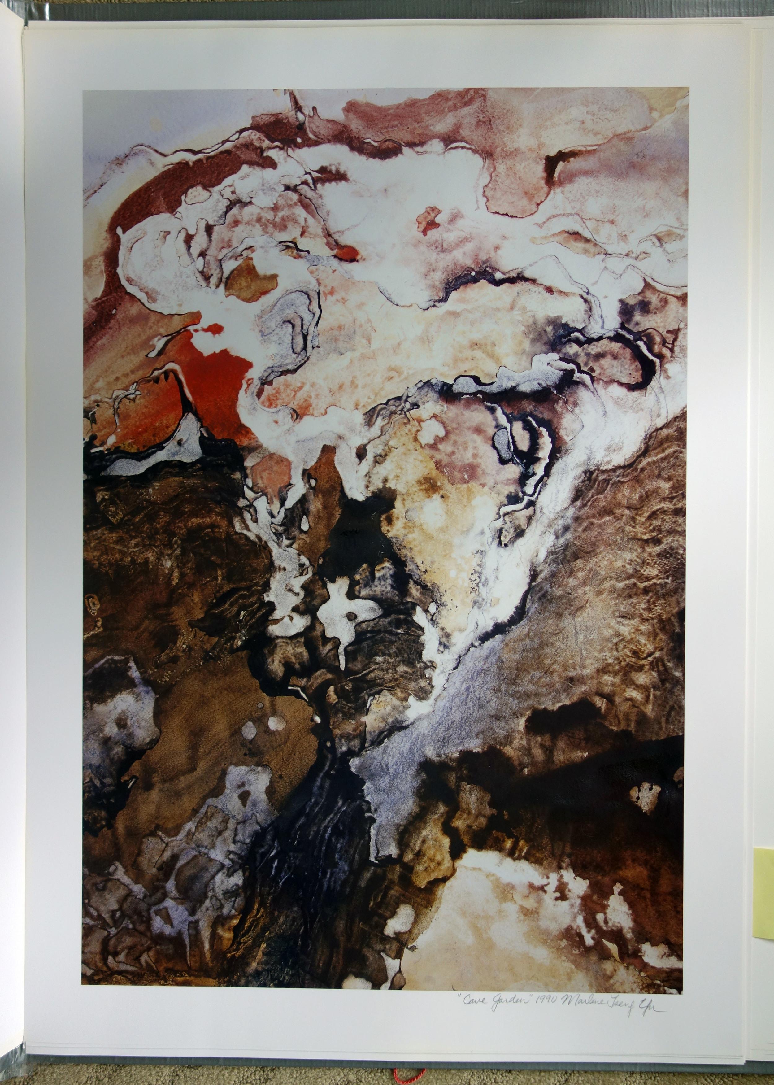"""Cave Garden"" 1990"