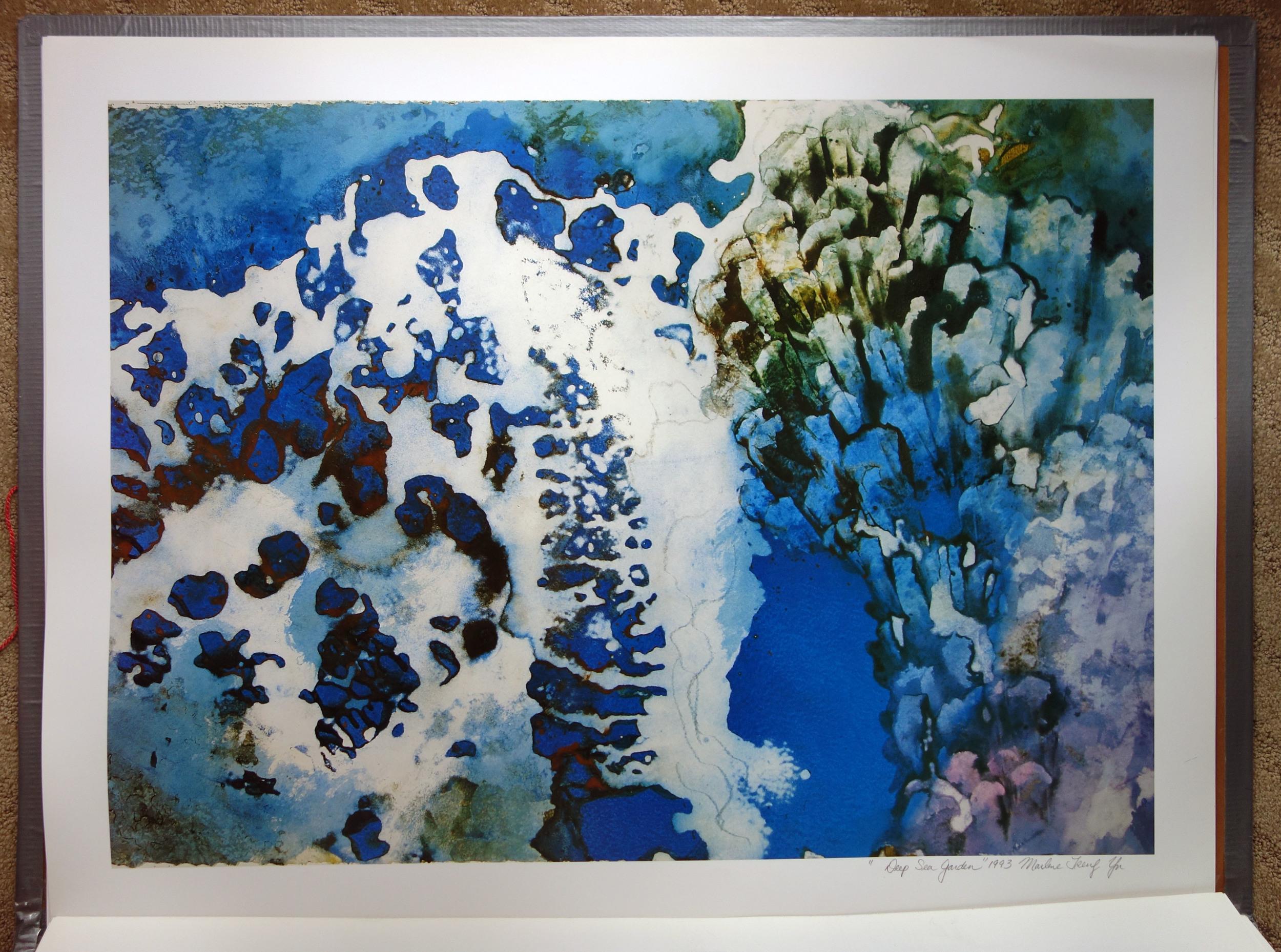 """""""Deep Sea Garden"""" 1993"""