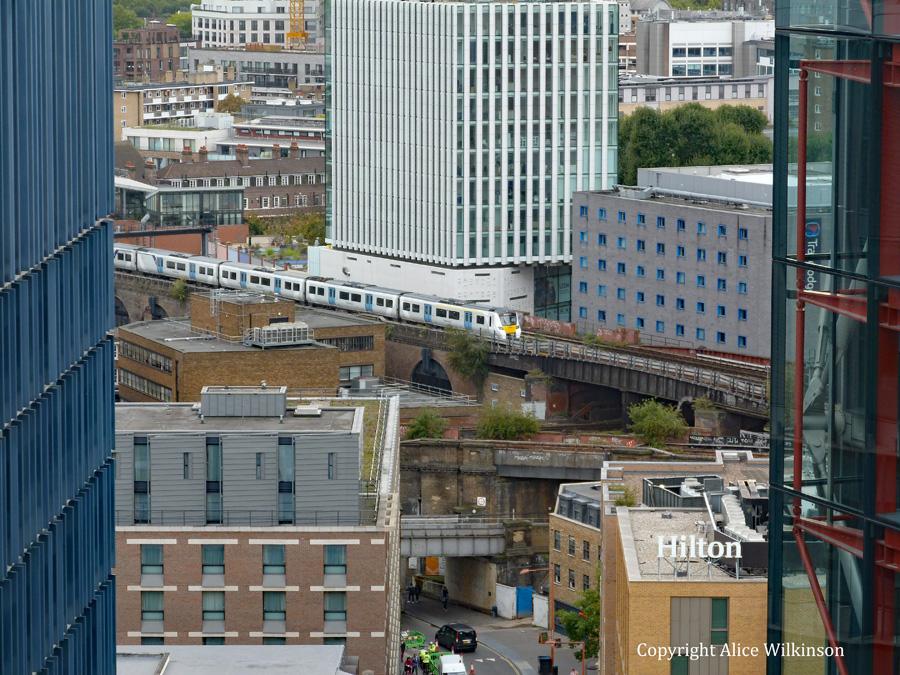 10th floor view