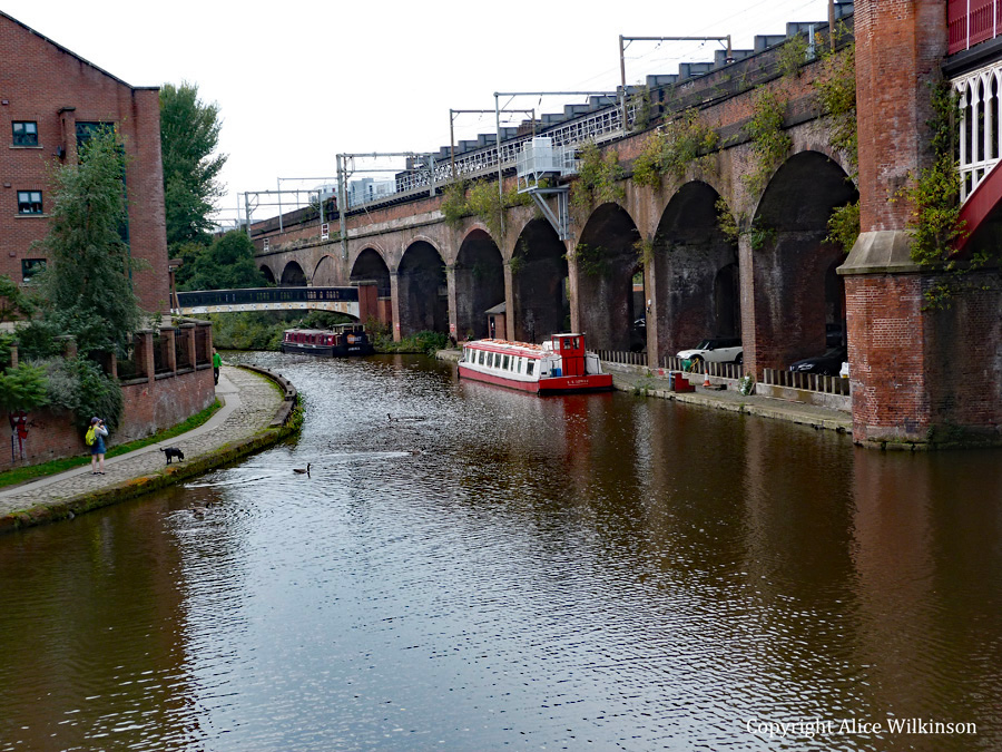 canal, Manchester