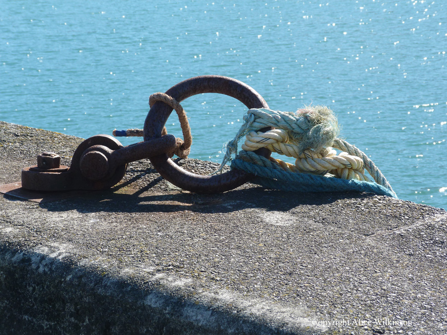 ring and rope