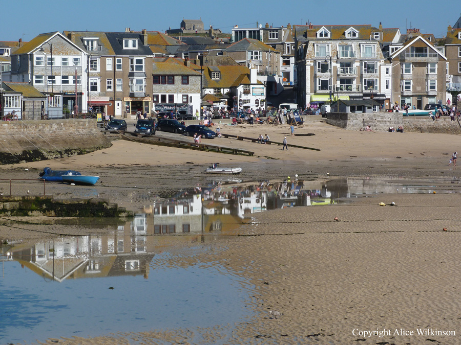 St. Ives mirage