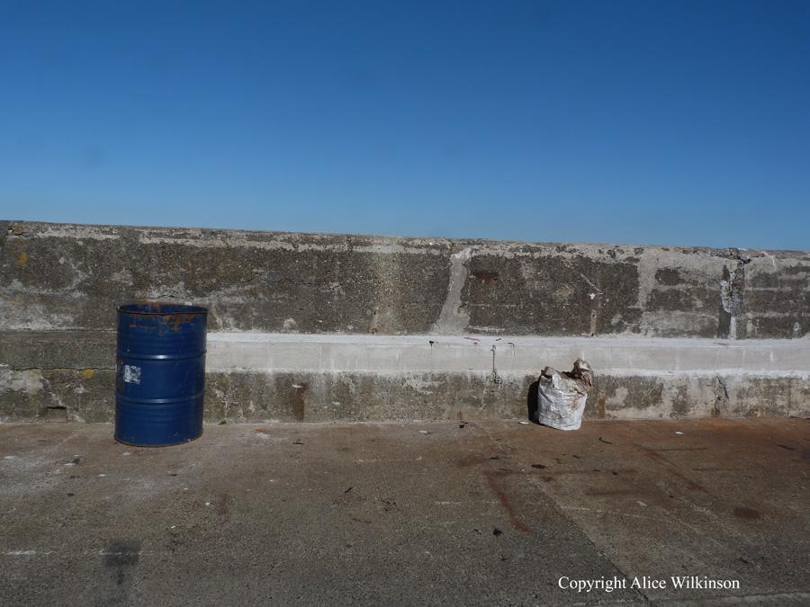 Newlin pier