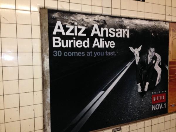 30 Comes At You Fast Aziz Ansari