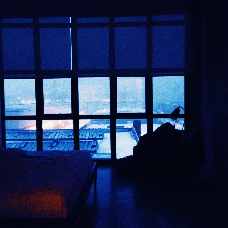 Wyeth Hotel Room Williamsburg Brooklyn