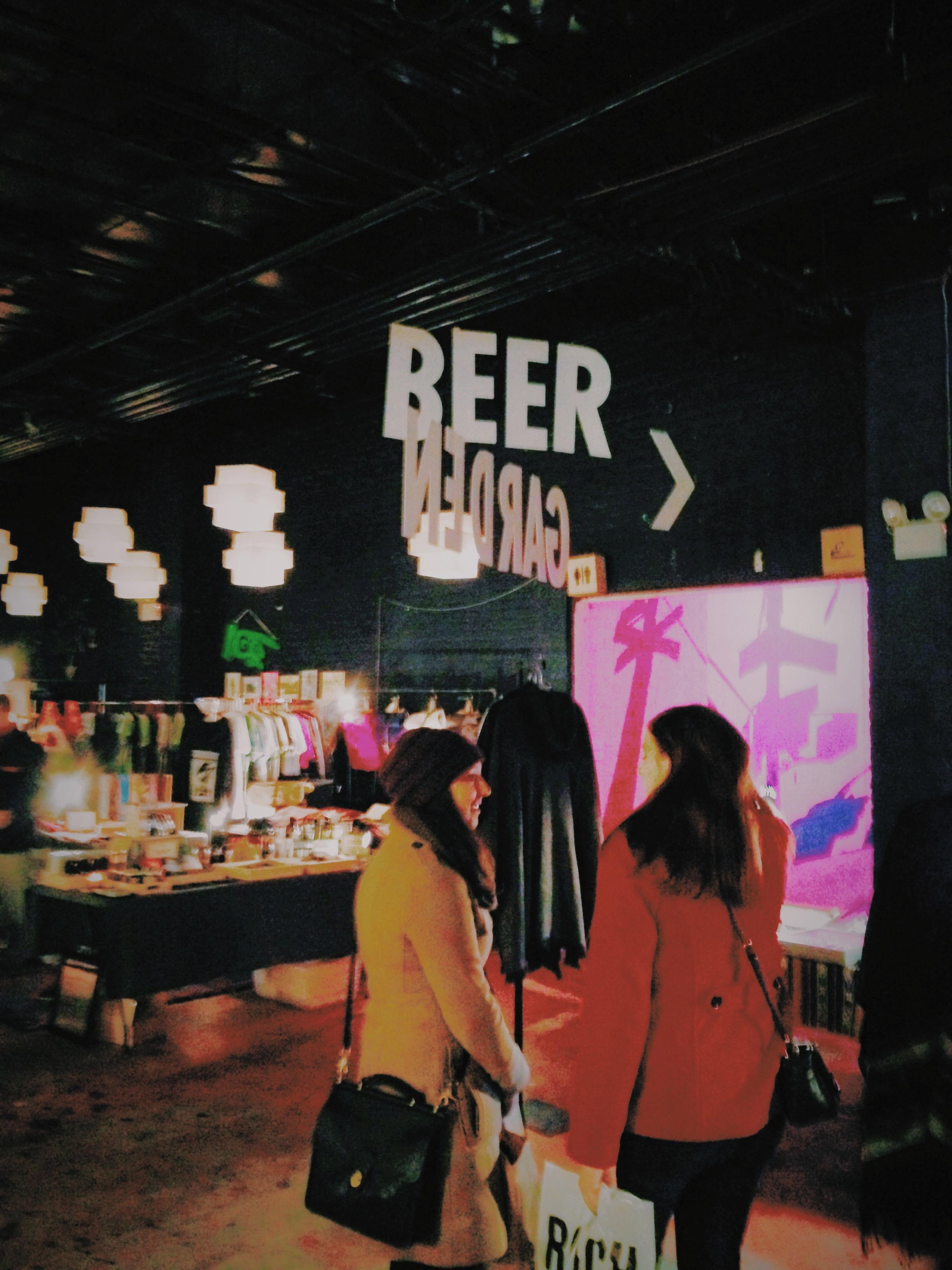 Brooklyn Night Bazaar