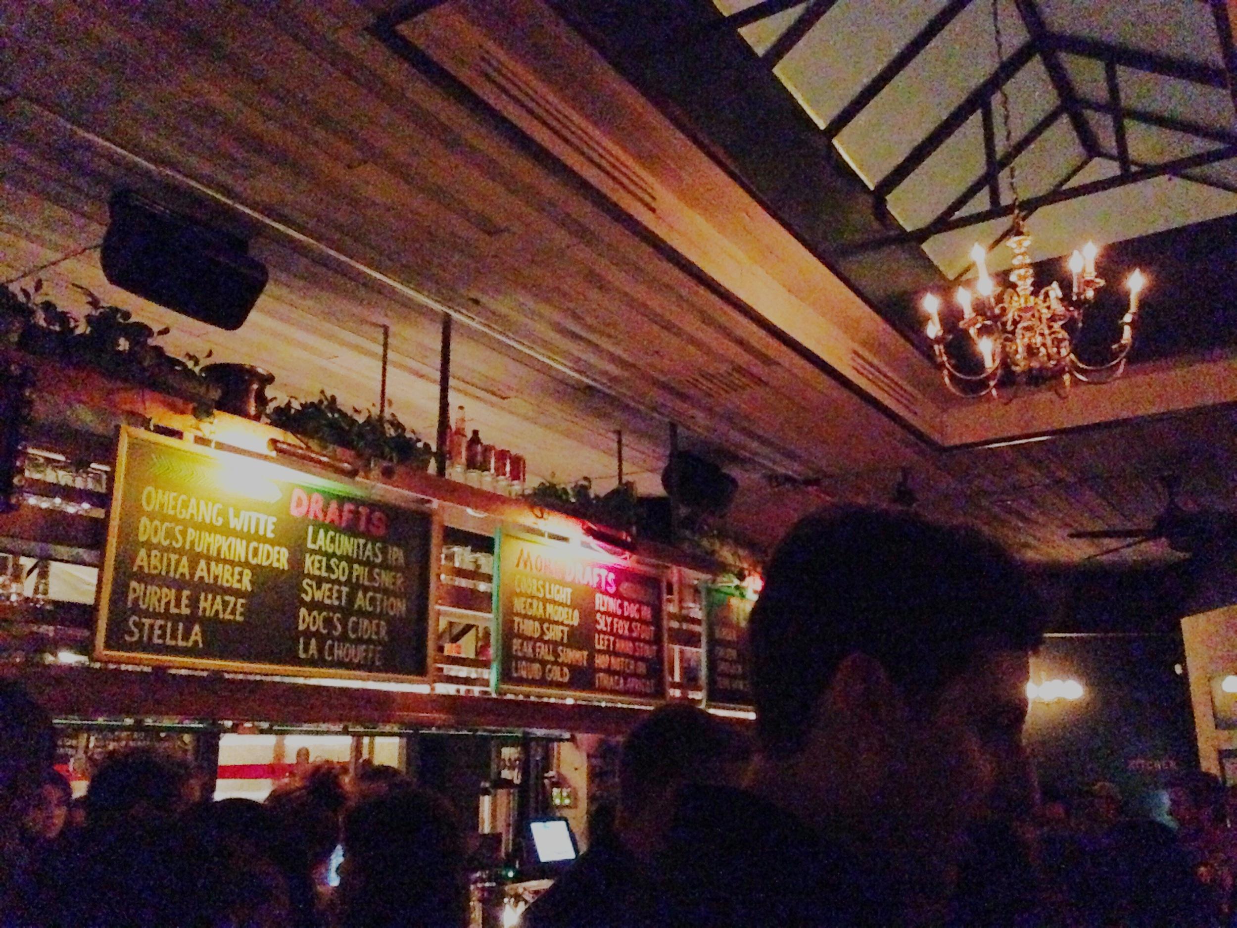 Battery Harris Bar