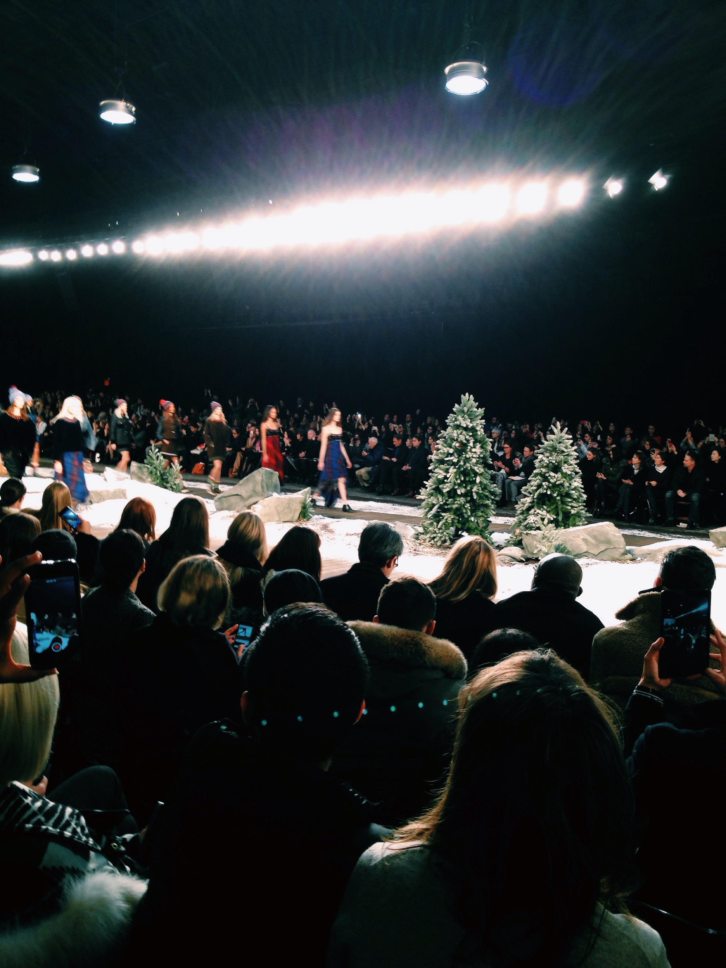Tommy Hilfiger Autumn Winter Preview New York Fashion Week