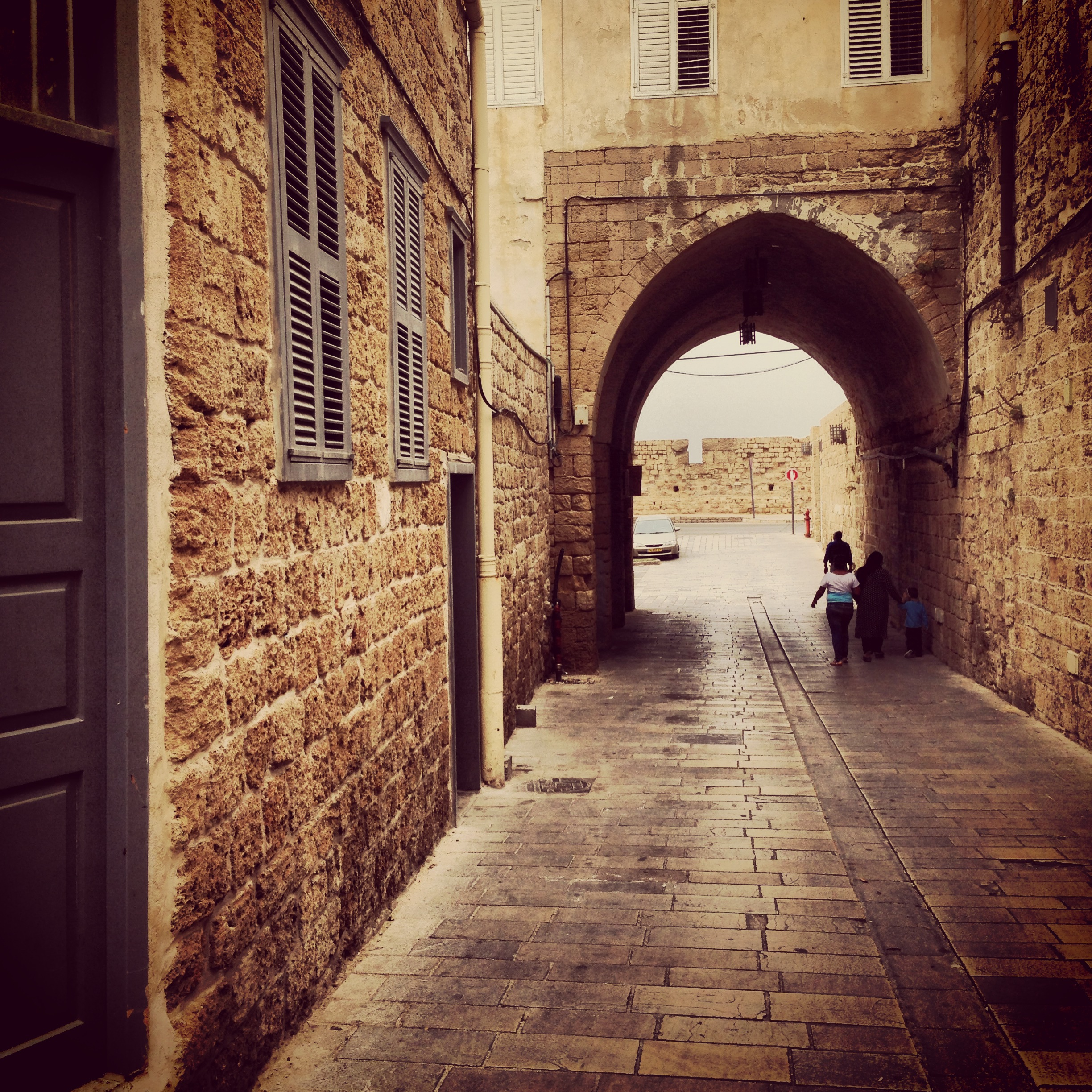 The Ancient City of Akko (Acre), a UNESCO World Heritage Site