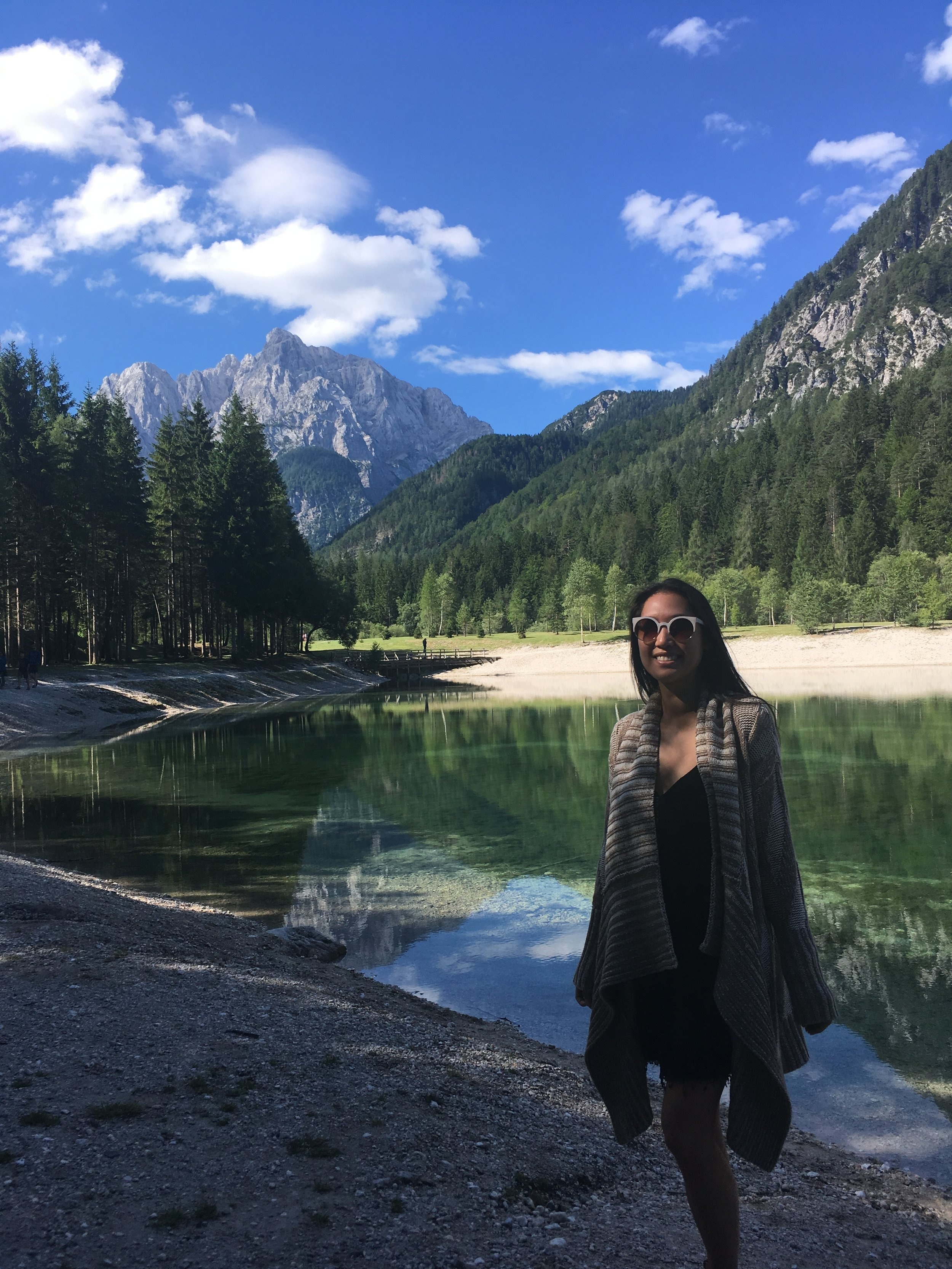 No, this is not Austria. This is Slovenia.