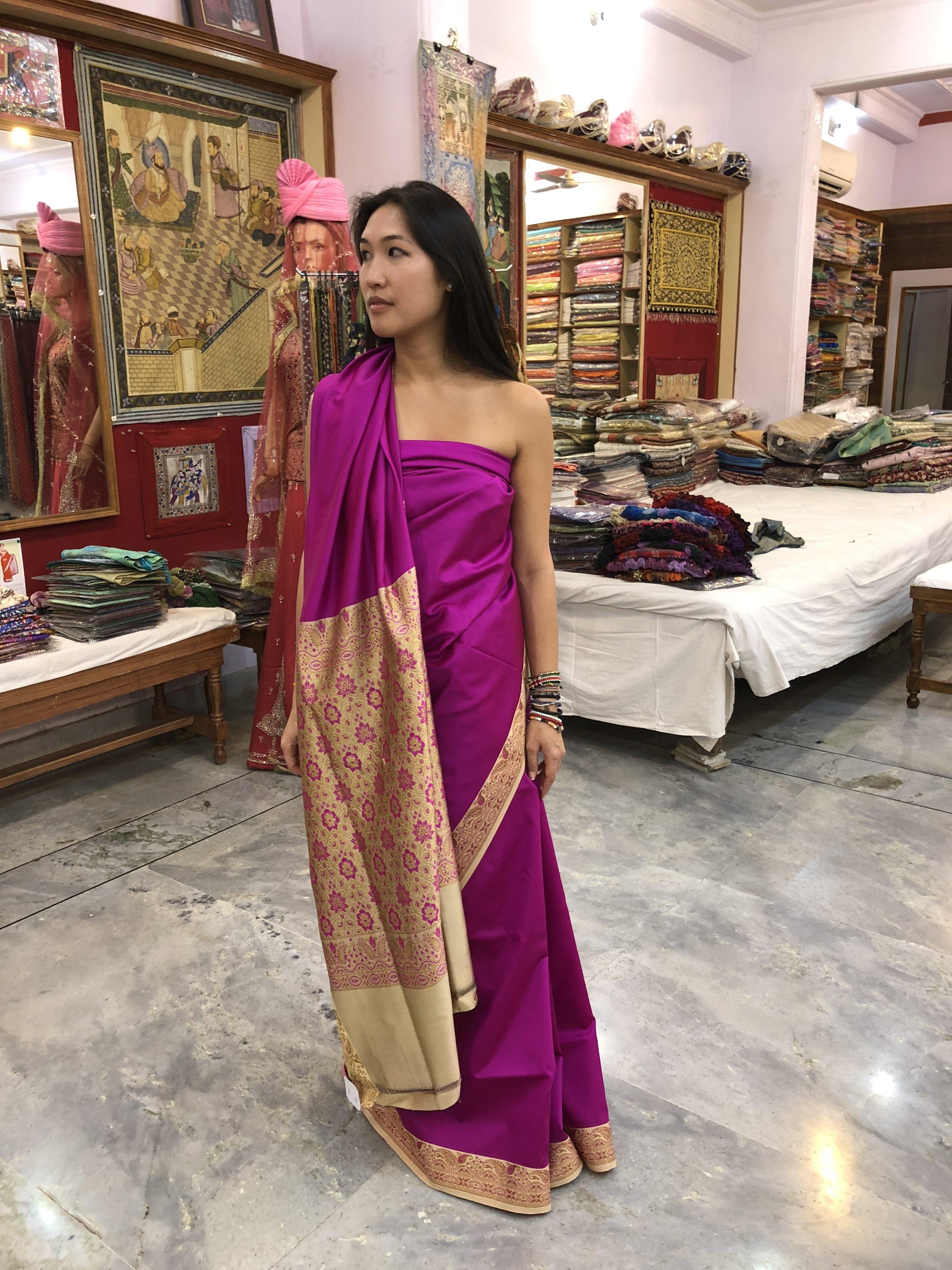Banarasi Sari
