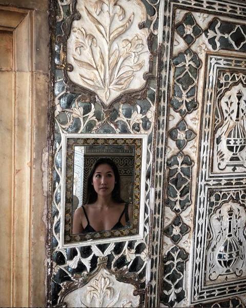 Sheesh Mahal (Mirror Palace)