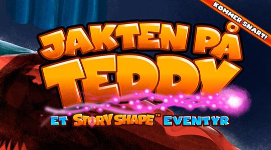 Jakten på Teddy - Et Storyshape Eventyr (iPad)
