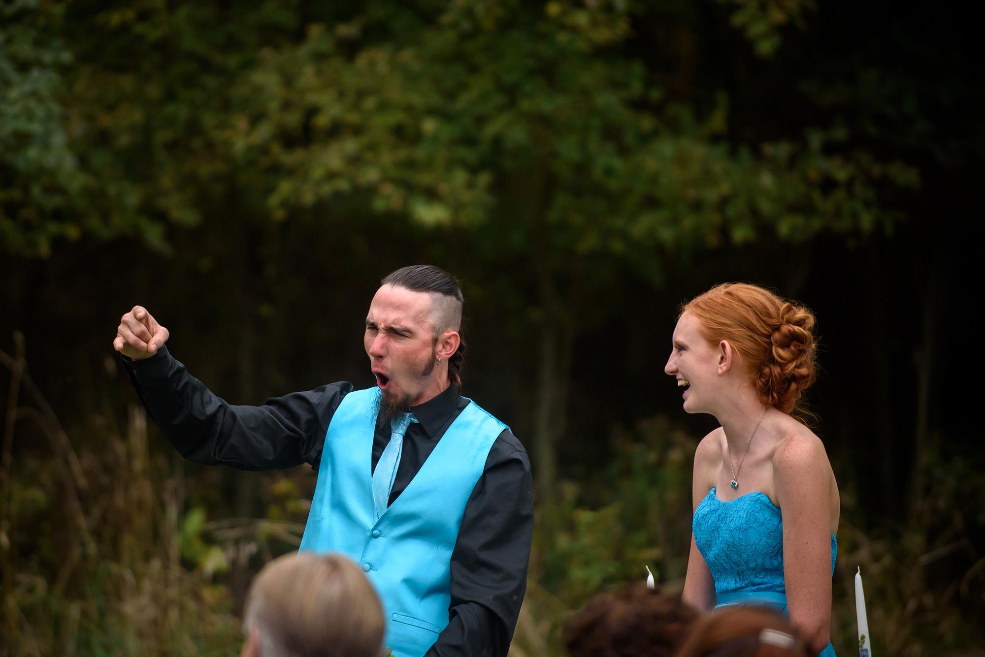omaha candid wedding photography