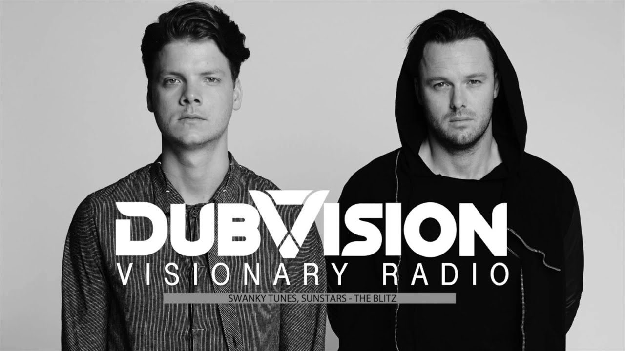 Image used from Dubvision's Visionary Radio Show promo