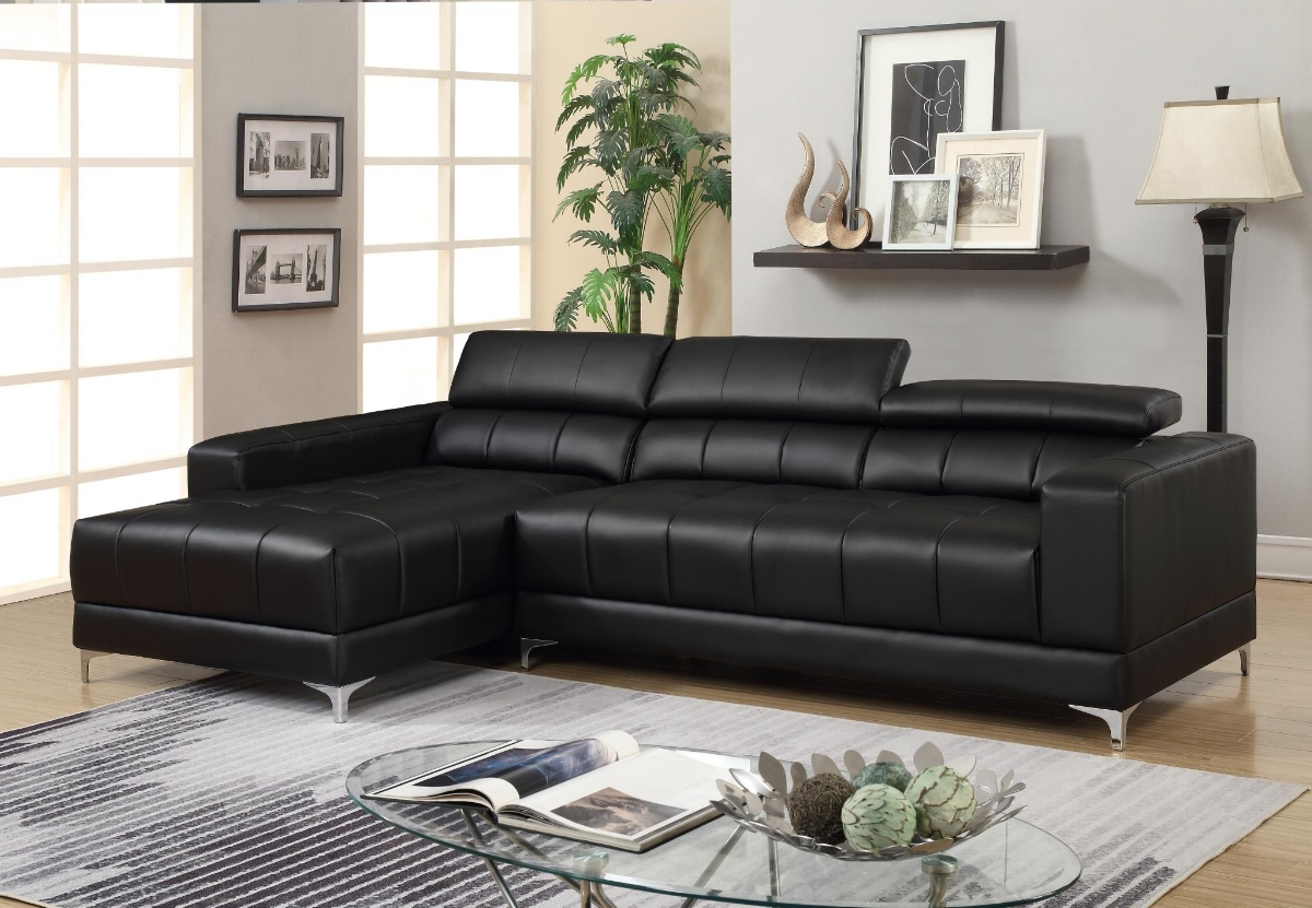 SECTIONAL LEATHER 2 — Metro Furniture