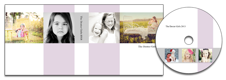 Photo Band (Pink) Matching Templates