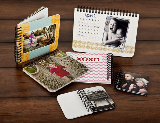 Spiral Bound Photo Books
