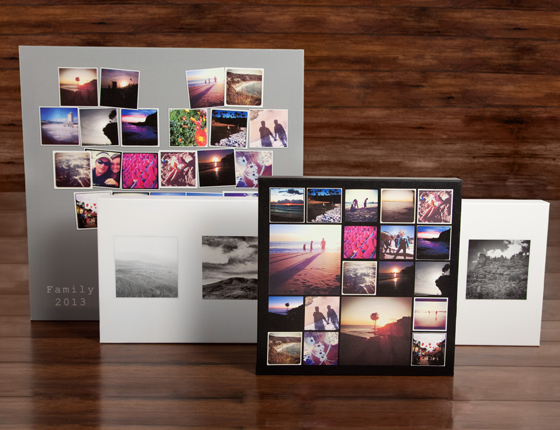 Gallery Wrapped Canvas InstaPrints