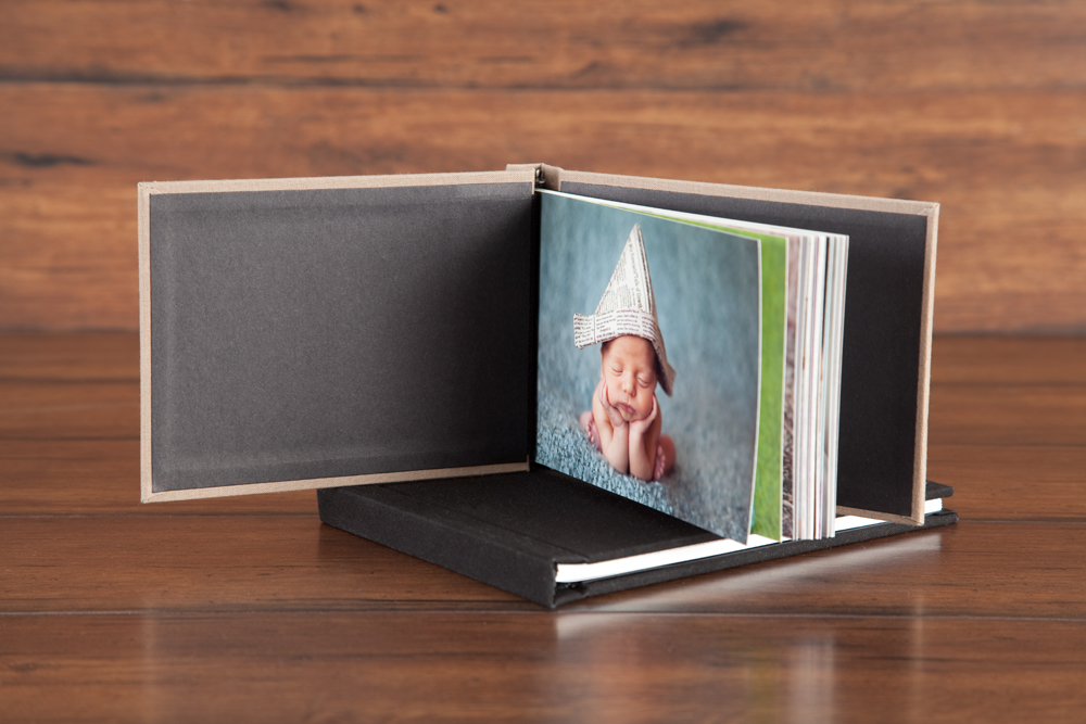 Linen Photo Books