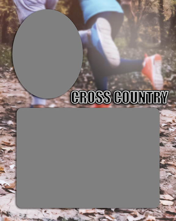 Sports Baseball Specific Cross Country Memory Mate Sports Template