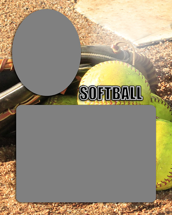 Sports Baseball Specific Softball Memory Mate Sports Template