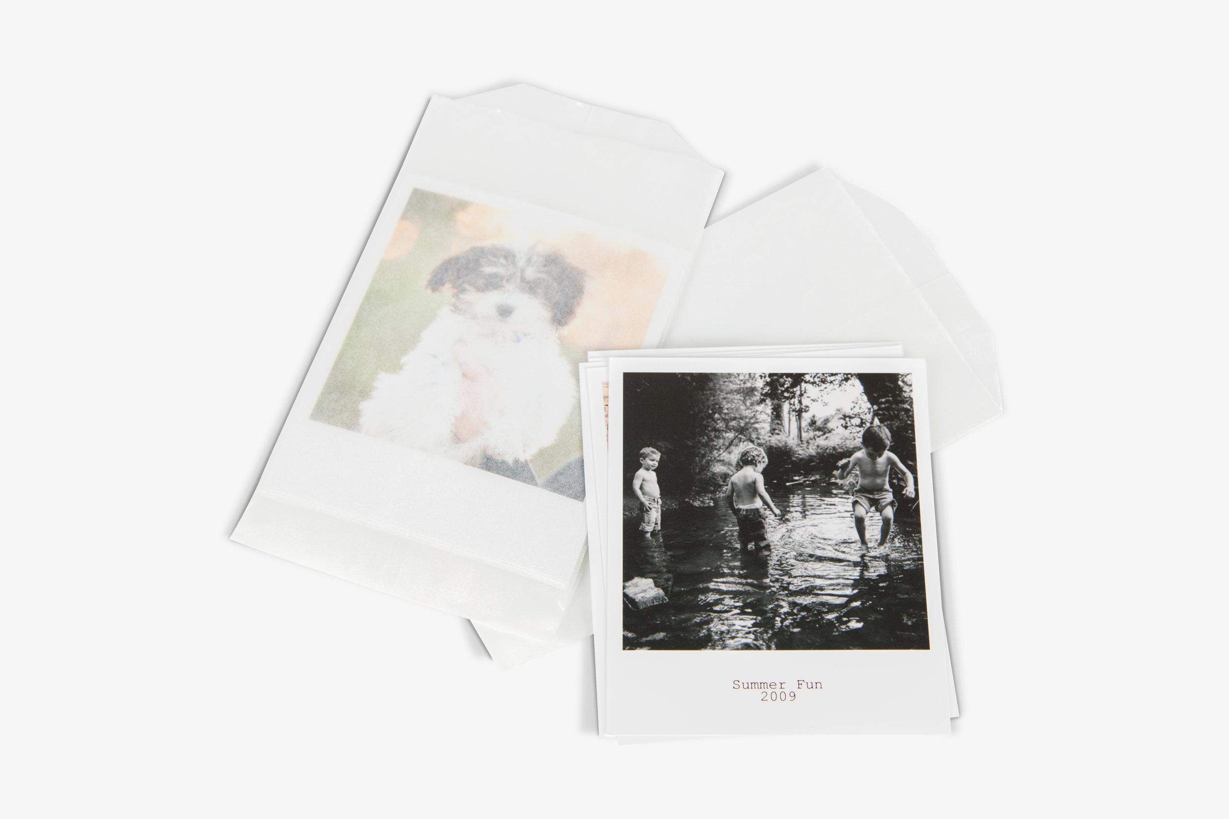 FujiFilm Retro Polaroid Prints