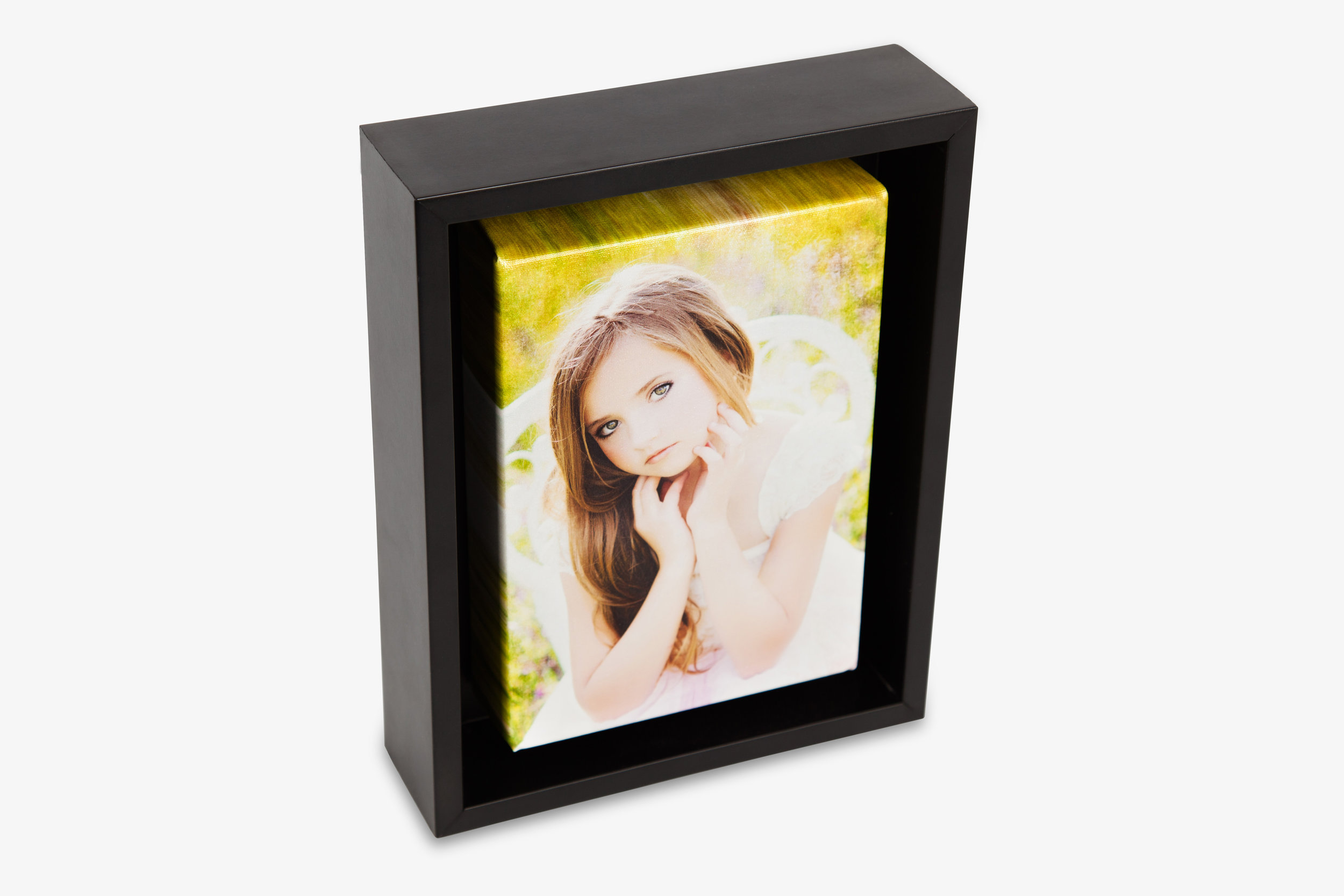 Framed Gallery Wrapped Canvas